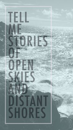 Open Skies Print
