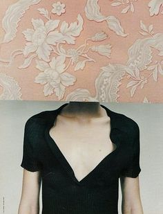 FFFFOUND! #pattern #girl #flower #fashion #collage