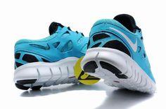 Nike Free Shoes 2012 Run 2 Moon Black