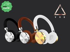 Vrb Headphones #tech #flow #gadget #gift #ideas #cool