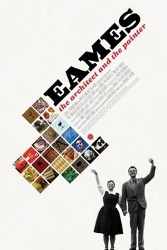 Eames: The Architect & The Painter Directed by: ... • miami, i love you #documentary #modern #design #ray #mid #film #century #charles #eames