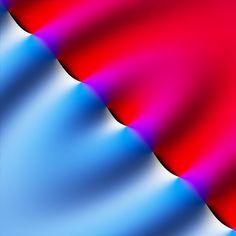 """Spectrums"" by Luke Choice   PICDIT #illustration #color #design #art"