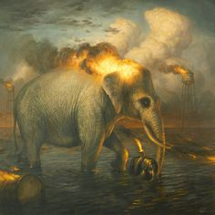 "On View: ""The New Romantics"" at Spacejunk Art Centers 