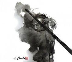 Rola Chang Illustrations | Fubiz™ #illustration #ink
