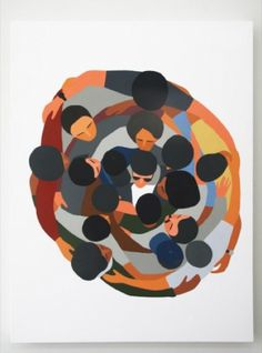 Geoff McFetridge « PICDIT #painting #color #art