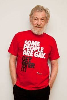 tumblr_l3cnkvAgdA1qzktcho1_500.jpg (JPEG Image, 445x661 pixels) #ian #mckellen #rights #shirt #gay
