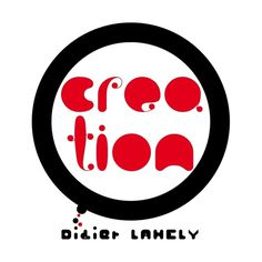 identity on the Behance Network #circle #red #black #creation #logo #didierlahely