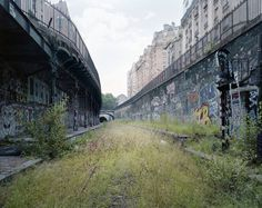 By The Silent Line2 #abandoned #photography #railway