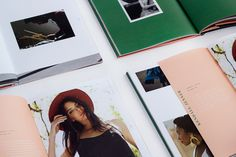 we are the rhoads magazine publishing editoral design graphic leaf green palm beautiful designer kati mindsparklemag designblog