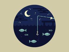 Fishing. #tim boelaars