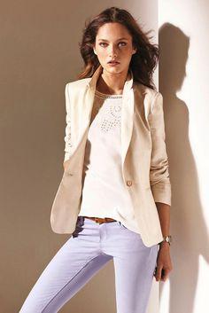 Karmen Pedaru for Massimo Dutti Spring Campaign #fashion #model #photography #girl