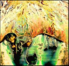 Dye Migration #gallery #reed #chance #ghazala #aleatoric #art #accidental