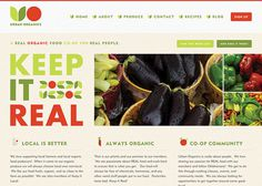 Urban Organics Turman Design Co. • Interactive Design and Development for Web, Mobile, and Beyond #turman #kyle #web