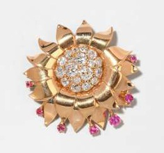 Diamant-Rubin-Brosche
