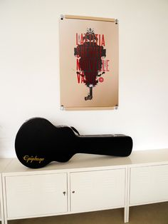 Affiche Nouvelle-Vague + Poster-pant / photo \\xc2\\xa9 Dezzig
