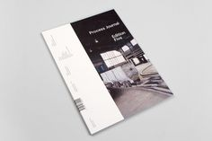 Process Journal Edition Five – High Res Images | September Industry #design #editorial #awesome