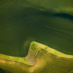 The Palouse From Above: Drone Photography by Mitchell Rouse