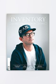 Inventory Issue 4 #layout #photography #typo #magazine