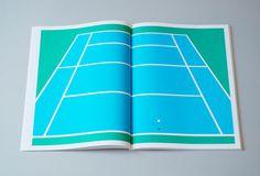 spheres rafael rozendaal #tennis #rarael #illustration #minimal #rozendaal