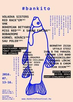 Bankito – Culture and Music Festival Poster