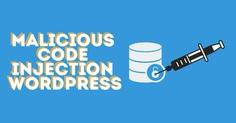 "Malicious Code Injection WordPress 💉 ""Banco De Oro"" Hack"