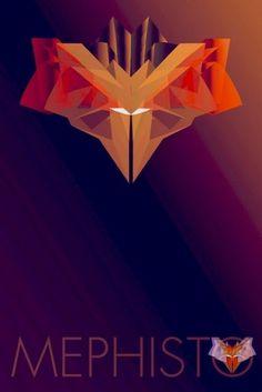 GARDNER KEATON DESIGN STUDIO #satin #design #graphic #devil #identity #art #graphi #awesome
