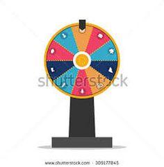 Afbeeldingsresultaat voor wheel of fortune business card