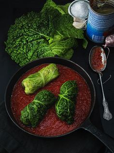 Charlie Drevstam — Cabbage