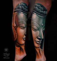 Inspirational Buddha Tattoo Ideas