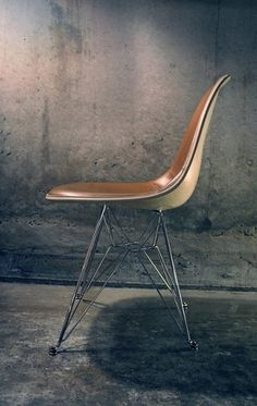 Mr Harris Tweed #eiffel #modern #chair #design #furniture #plastic #eames