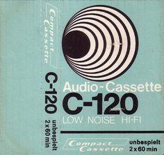 ISO50 Blog - The Blog of Scott Hansen » Blog Archive » Audio Cassette Inserts #packaging #layout