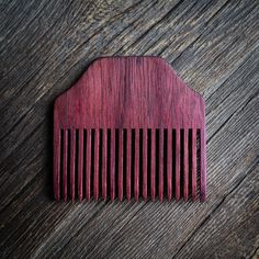 Mardi Gras Beard Comb