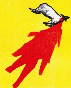 Joshua Norton Woodcut Prints & Posters #norton #joshua #sheep #poster