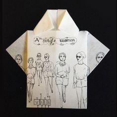 shirt paper
