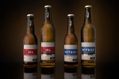 Mack Breweries #packaging #beer #label #bottle