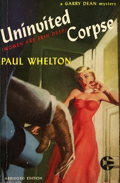 Uninvited Corpse by Paul Whelton, Graphic Books 24