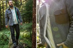 Image of Woolrich x Danner 2013 Capsule Collection Lookbook #wool #clothing #awesome #leather