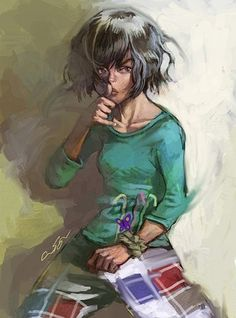 FFFFOUND! #illustration #painting