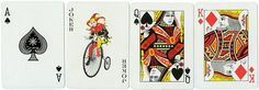 Pepsamar advertising playing cards, c.1975 #playing cards