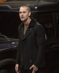 Ryan Eggold The Blacklist Suede Leather Jacket