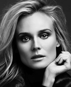 Diane Kruger David Roemer #model #girl #campaign #photography #portrait #fashion #editorial #beauty