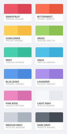 Flattastic-color-palette #colors