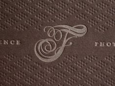 sof__0000_studioonfire_letterpress_finessence_logomark #letterpress