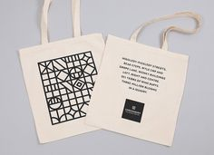 1 | A British Town Tries To Reinvent Itself For Tourists, Via Branding | Co.Design: business + innovation + design #branding #bag #tote