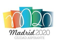 Madrid 2020 logo causes controversy | Logo Design Love #madrid #logo #2020