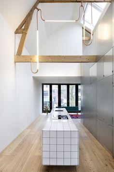 Matryoskha House by Shift architecture urbanism