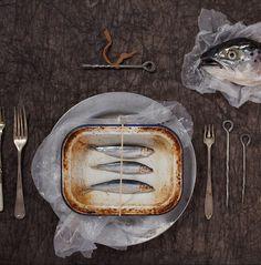 Food Photography by Ania Wawrzkowicz