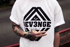 Looks like good Shirts by Revenge Clothing #design #graphic #shirt #revenge #illustration #logo