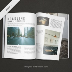 Business magazine mockup Free Psd. See more inspiration related to Brochure, Flyer, Mockup, Business, Template, Brochure template, Magazine, Leaflet, Text, Flyer template, Stationery, Mock up, Data, Booklet, Report, Information, Magazine template, Picture, Up, Image and Mock on Freepik.