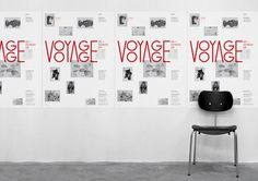 HelloMe_VoyageVoyage_01jpg #grid #print #posters #typography
